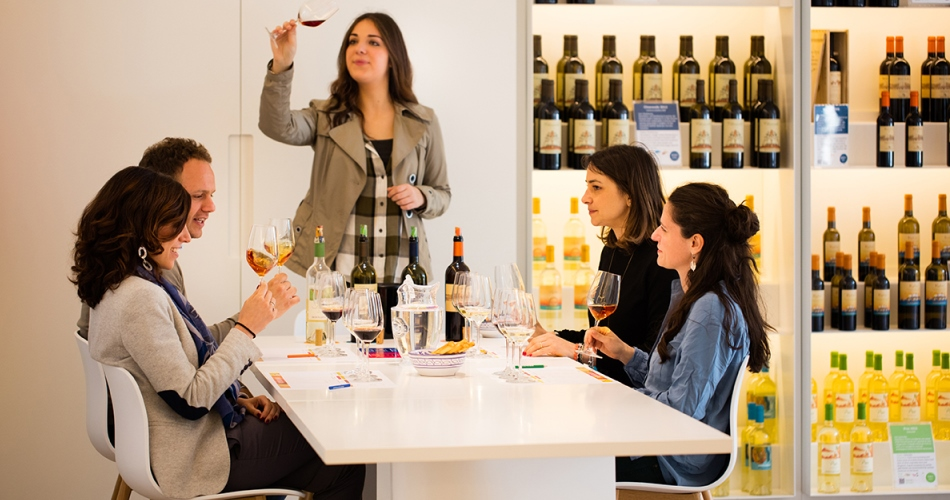 Wine tourism: a good year for Donnafugata