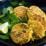 Frittelle di fave (Fava bean fritters)