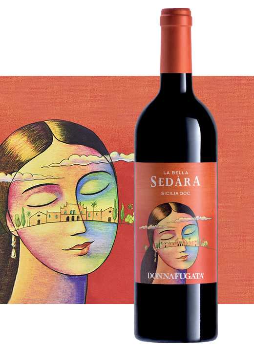 Donnafugata Sedara Light Sicilian Red Wine Nero D Avola