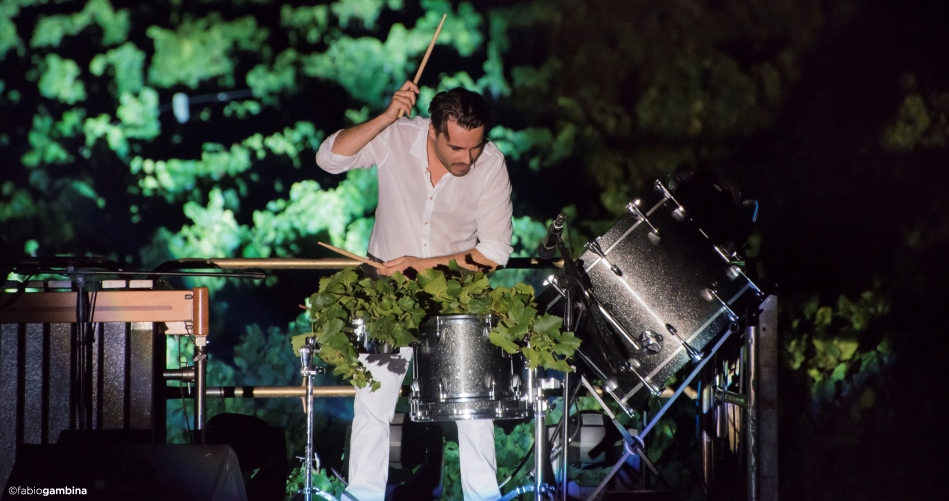 Nocturne for vineyard and percussion