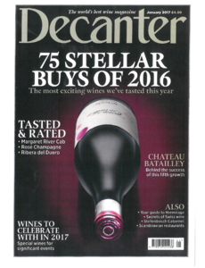 75 Stellar buys of 2016 - Most exciting wines of 2016