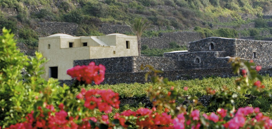Pantelleria in the heart of Donnafugata