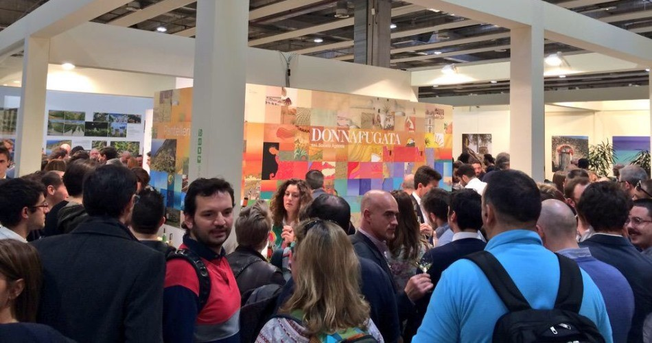 Vinitaly 2009: Donnafugata booth was the most visited