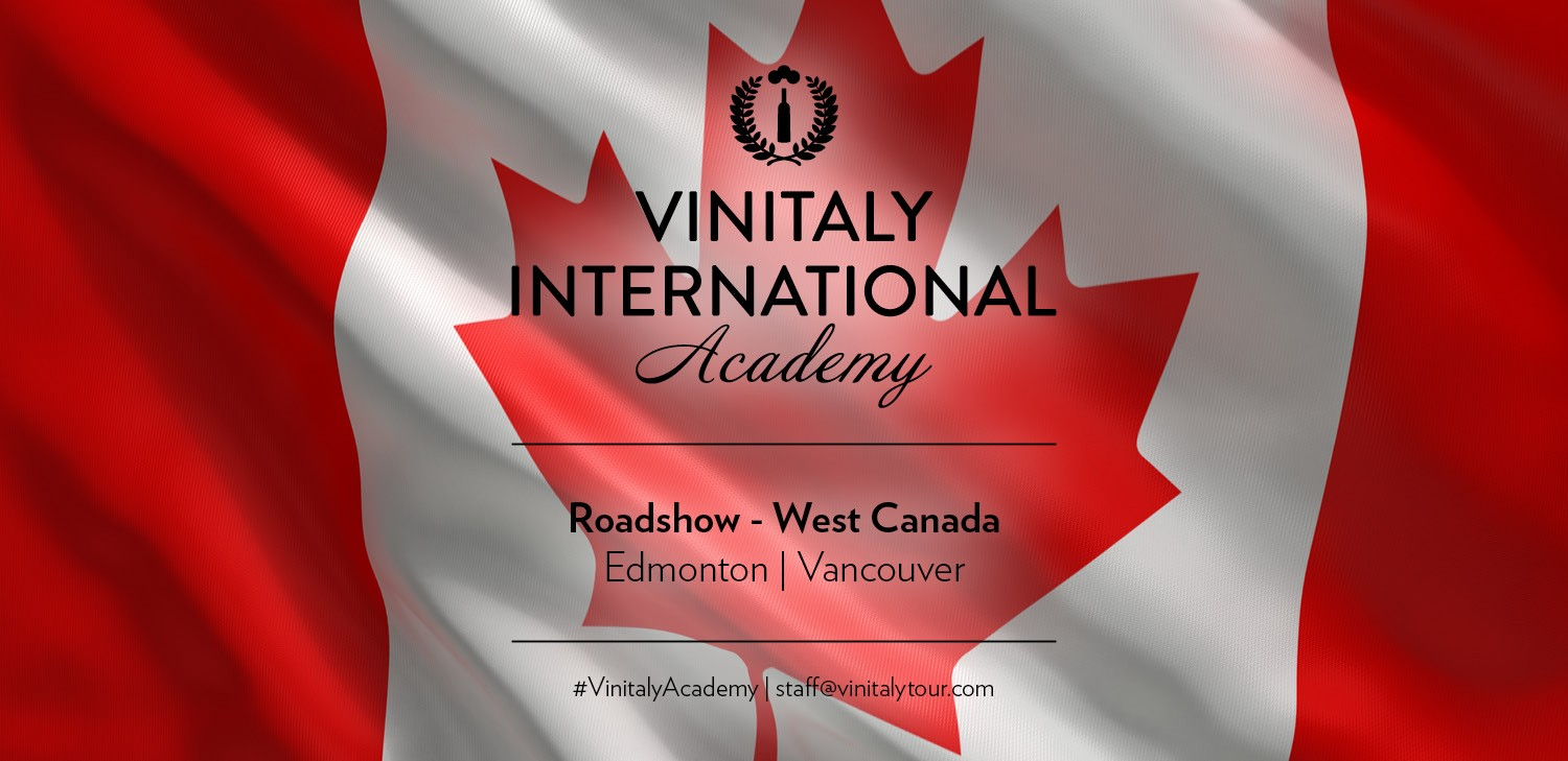 Vinitaly Interational Roadshow- Edmonton
