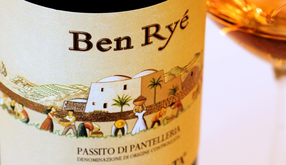 Ben Ryé among the world's great sweet wines