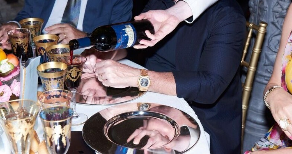 Donnafugata wines at Dolce&Gabbana events in Palermo